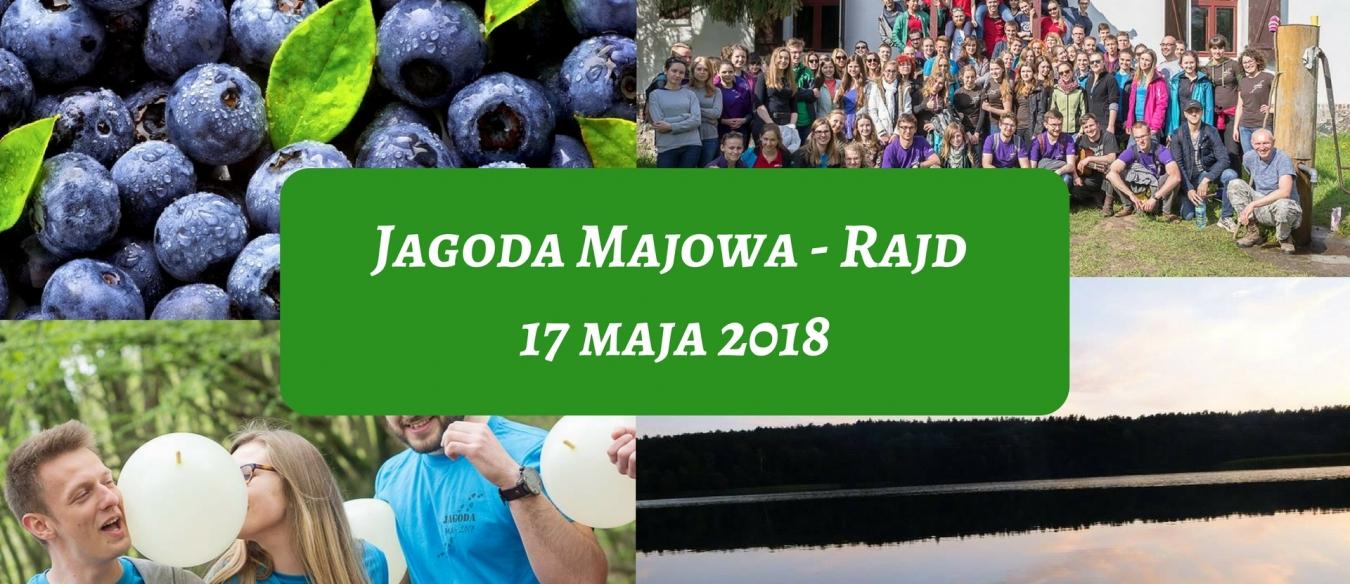 Jagoda Majowa - Rajd 2018 / Jagoda May Day Rally 2018