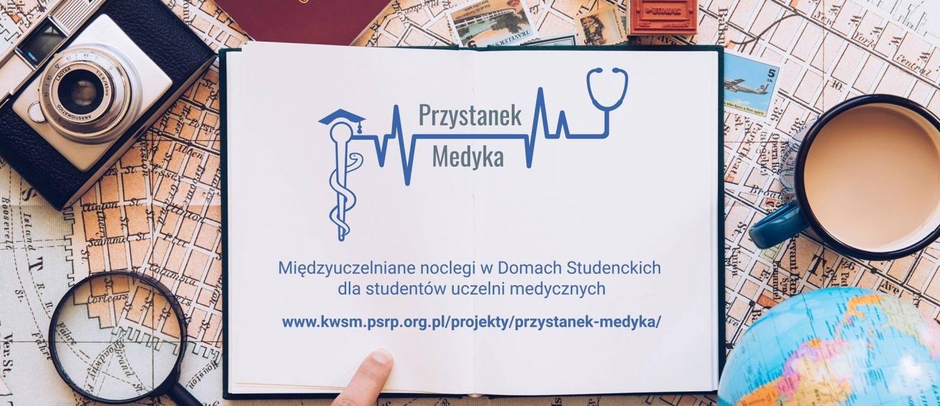 Przystanek Medyka - noclegi dla studentów Uczelni medycznych