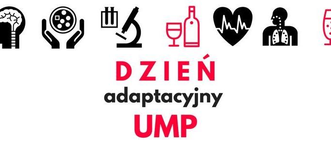 Dzień Adaptacyjny UMP 2018